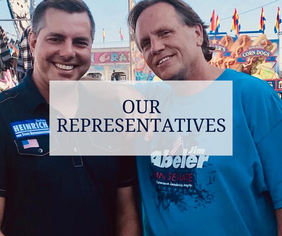 Our Representatives