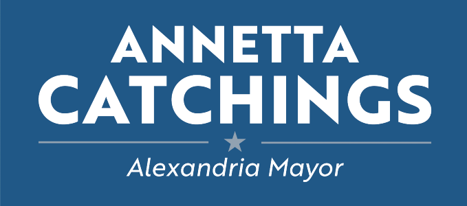 Annetta Catchings for Mayor
