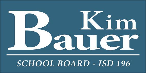 Kim Bauer for School Board